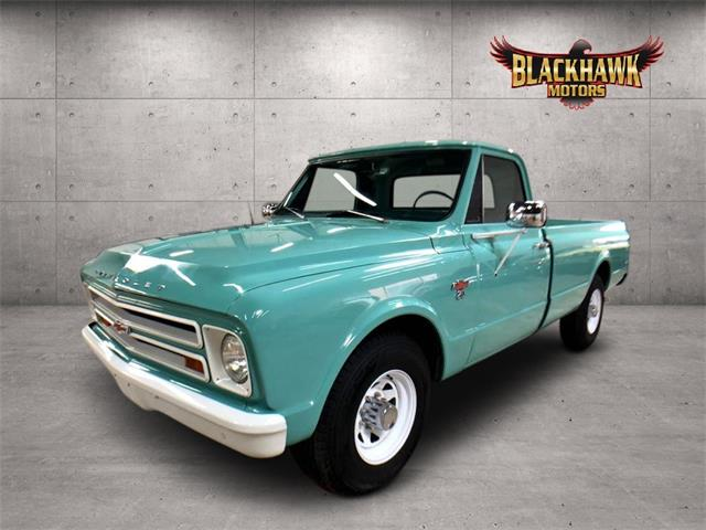 1967 Chevrolet C20 (CC-1266901) for sale in Gurnee, Illinois