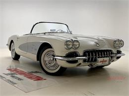1958 Chevrolet Corvette (CC-1266916) for sale in Syosset, New York