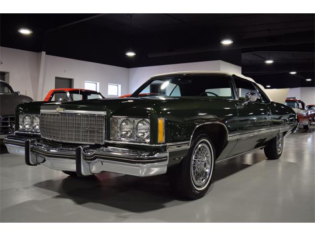 1974 Chevrolet Caprice (CC-1266924) for sale in Sioux City, Iowa