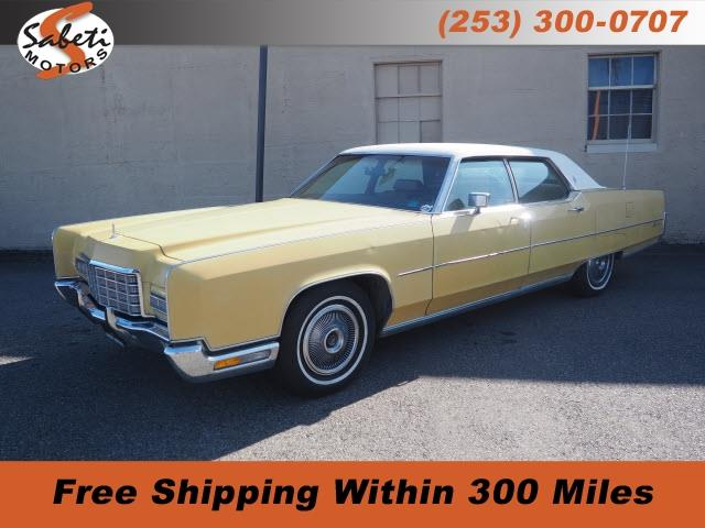 1972 Lincoln Continental (CC-1266925) for sale in Tacoma, Washington