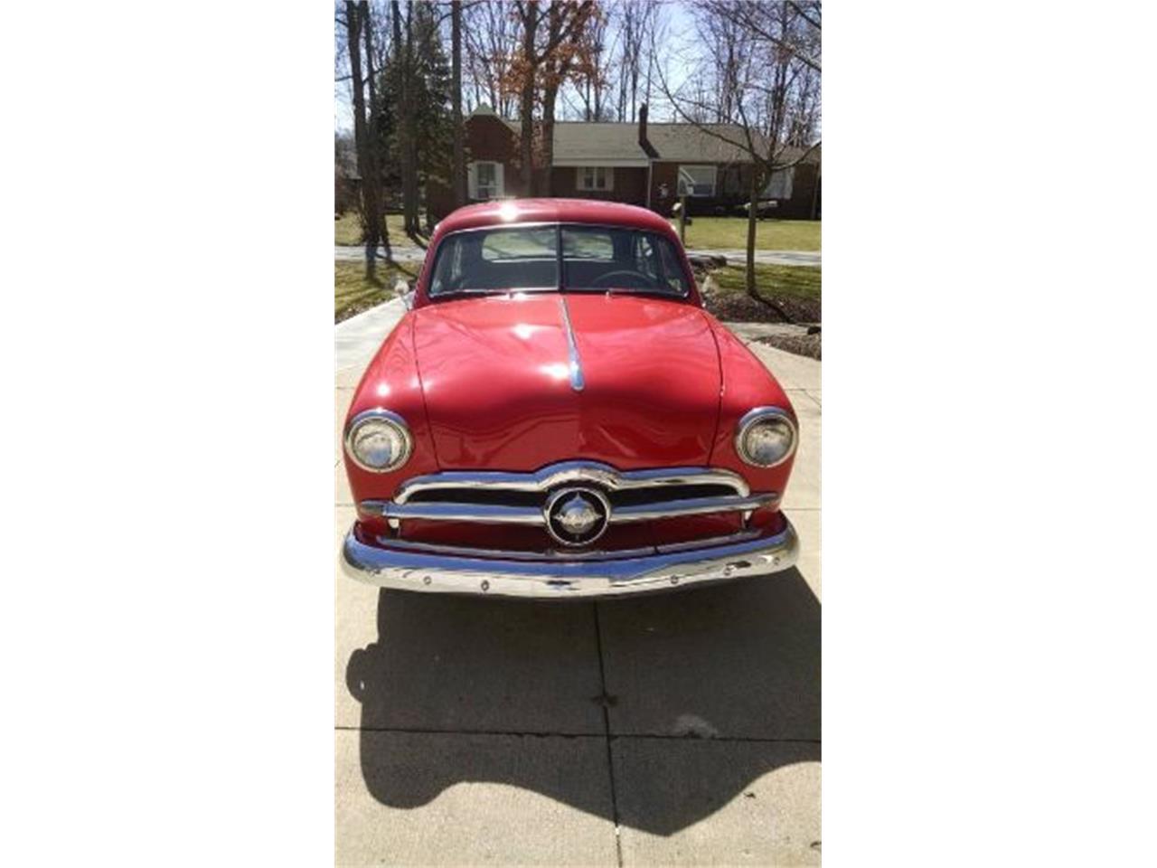 1949 Ford Custom (CC-1260693) for sale in Cadillac, Michigan