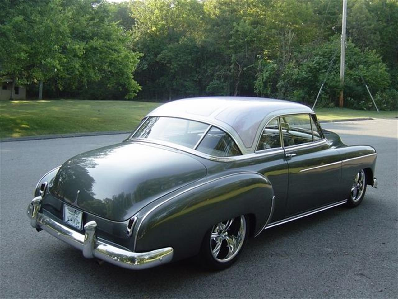 1950 Chevrolet 2-Dr Hardtop (CC-1266937) for sale in Hendersonville, Tennessee