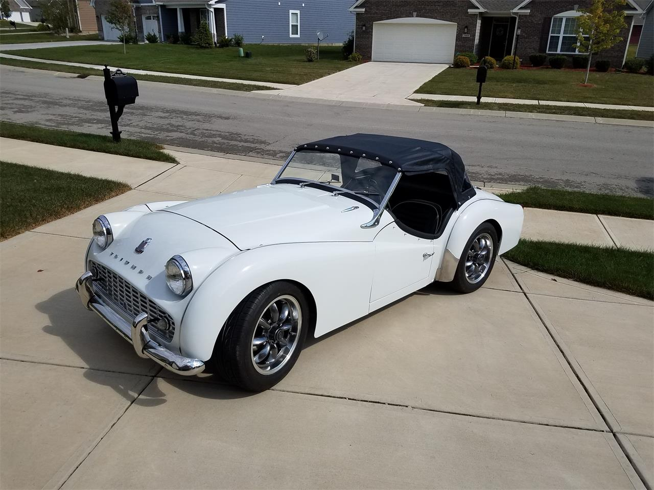 1959 Triumph TR3A (CC-1266963) for sale in Indianapolis, Indiana