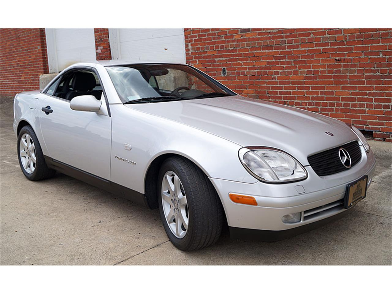 1998 Mercedes-Benz SLK230 (CC-1266994) for sale in canton, Ohio