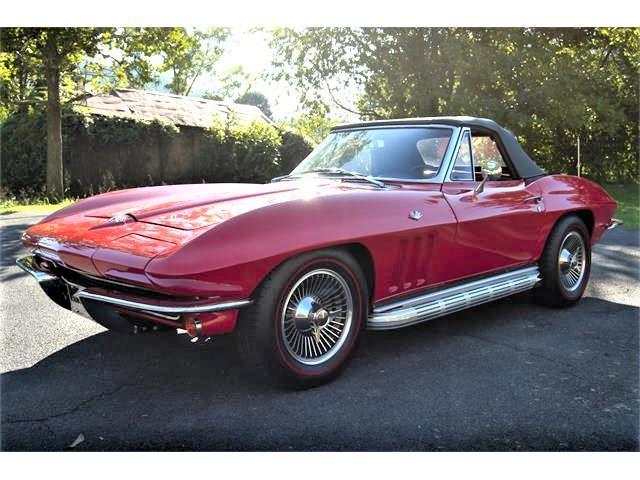 1965 Chevrolet Corvette (CC-1267010) for sale in Jonesborough, Tennessee