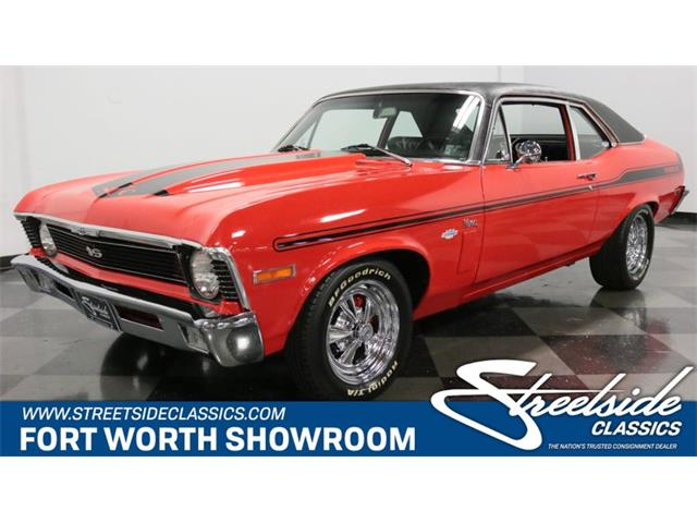 1970 Chevrolet Nova (CC-1267026) for sale in Ft Worth, Texas