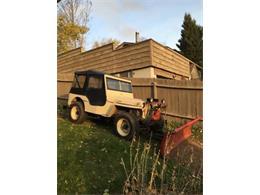 1942 Jeep CJ (CC-1267027) for sale in Cadillac, Michigan