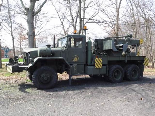 1970 AM General M816 (CC-1267033) for sale in Cadillac, Michigan