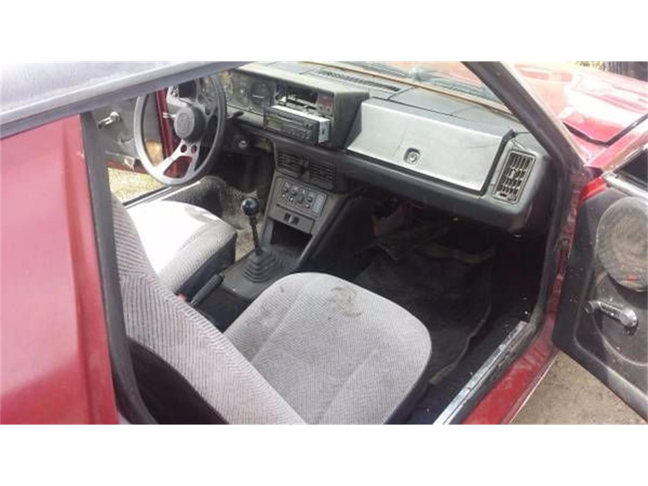 1979 Fiat Bertone (CC-1267035) for sale in Cadillac, Michigan