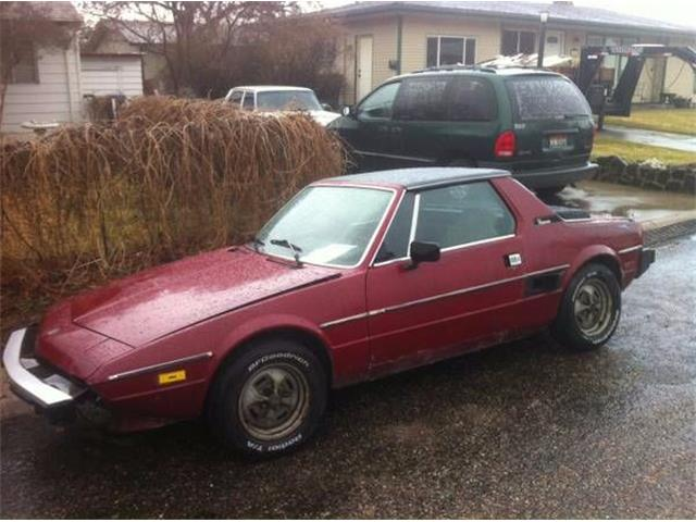 1979 Fiat Bertone (CC-1267035) for sale in Cadillac, Michigan