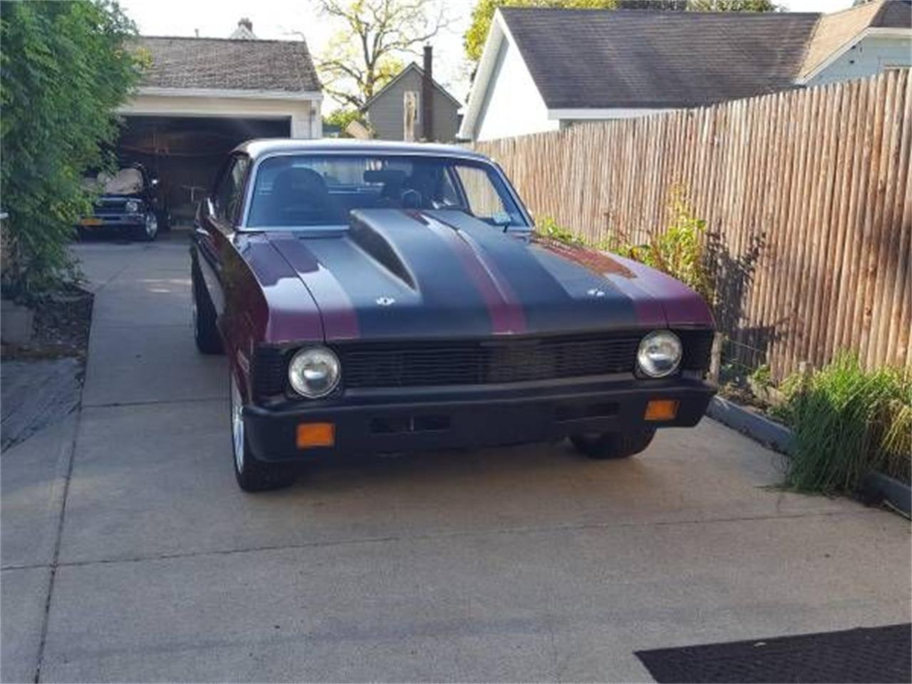 1971 Chevrolet Nova (CC-1260704) for sale in Cadillac, Michigan