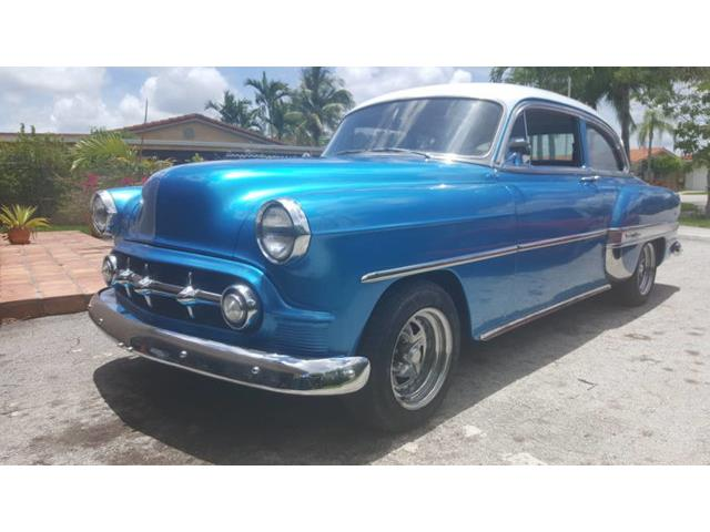 1953 Chevrolet Bel Air (CC-1267051) for sale in Long Island, New York