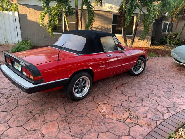 1989 Alfa Romeo Spider (CC-1267058) for sale in Long Island, New York