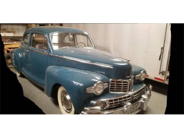 1947 Lincoln Coupe (CC-1267064) for sale in Cadillac, Michigan