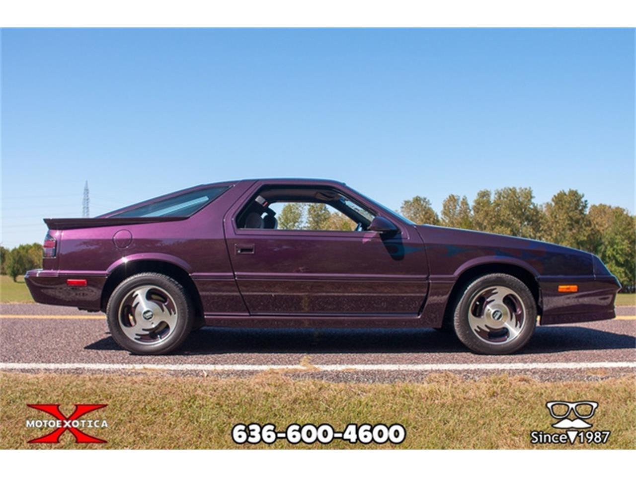 1987 Dodge Daytona (CC-1267068) for sale in St. Louis, Missouri