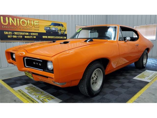 1968 Pontiac GTO (CC-1267069) for sale in Mankato, Minnesota