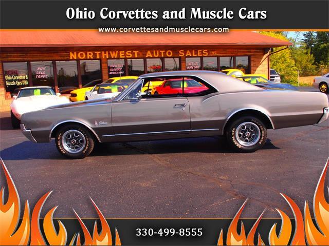 1967 Oldsmobile Cutlass (CC-1267081) for sale in North Canton, Ohio