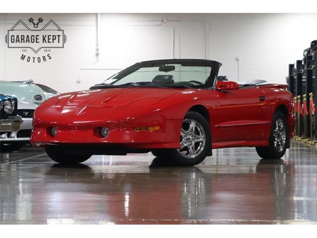 1994 Pontiac Firebird (CC-1267086) for sale in Grand Rapids, Michigan
