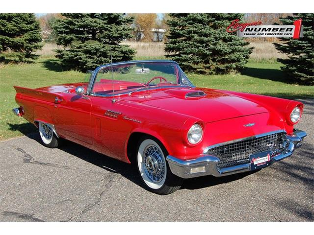1957 Ford Thunderbird (CC-1267096) for sale in Rogers, Minnesota