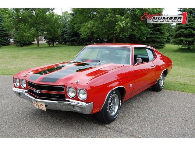 1970 Chevrolet Chevelle (CC-1267098) for sale in Rogers, Minnesota