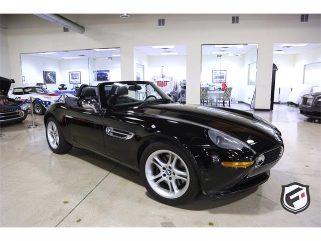 2002 BMW Z8 (CC-1267105) for sale in Chatsworth, California