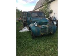 1946 Dodge Truck (CC-1267106) for sale in Cadillac, Michigan