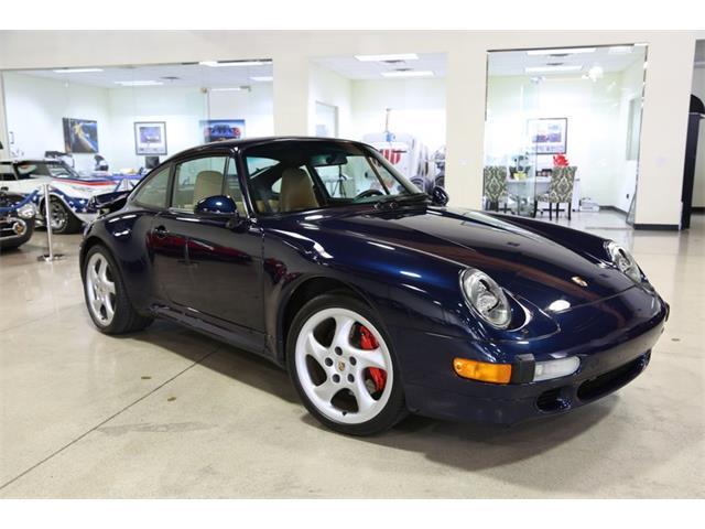 1997 Porsche 911 (CC-1267107) for sale in Chatsworth, California