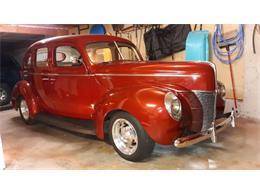 1940 Ford Sedan (CC-1267144) for sale in Cadillac, Michigan