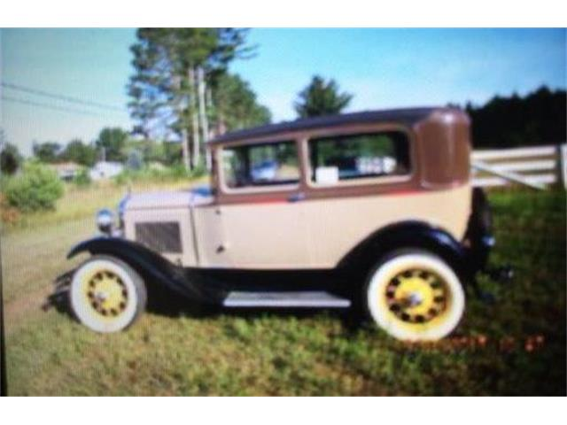1930 Ford Model A (CC-1267149) for sale in Cadillac, Michigan