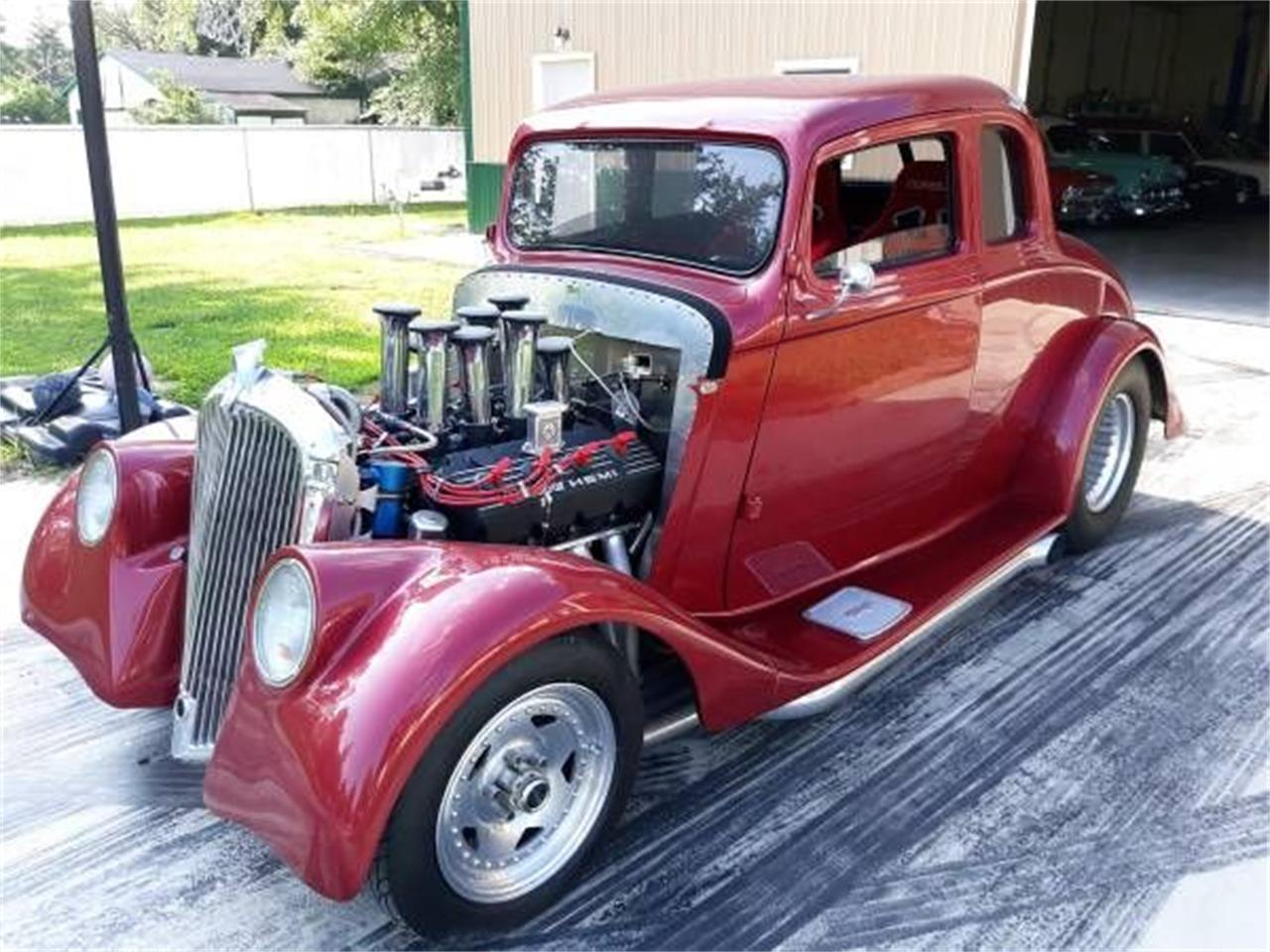 1933 Willys Coupe (CC-1260715) for sale in Cadillac, Michigan
