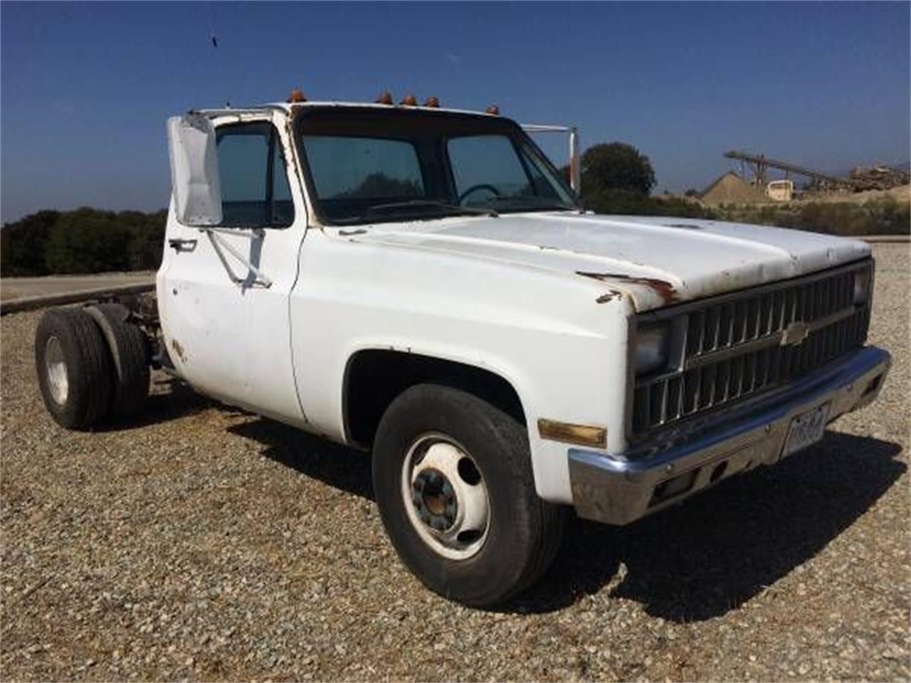 1982 Chevrolet C/K 30 (CC-1267167) for sale in Cadillac, Michigan