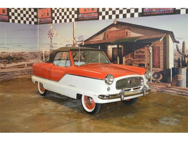 1959 Nash Metropolitan (CC-1267177) for sale in Cadillac, Michigan
