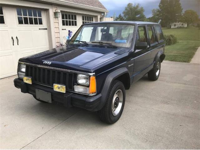 1986 Jeep Cherokee (CC-1267181) for sale in Cadillac, Michigan