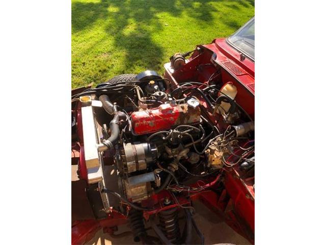 1977 Triumph Spitfire (CC-1267192) for sale in Cadillac, Michigan