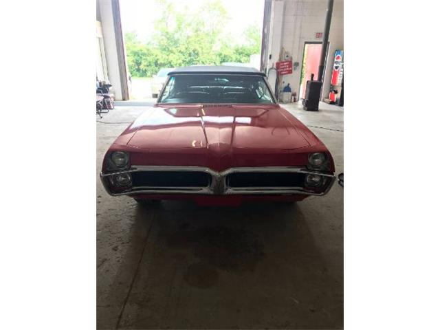1967 Pontiac Bonneville (CC-1267200) for sale in Cadillac, Michigan