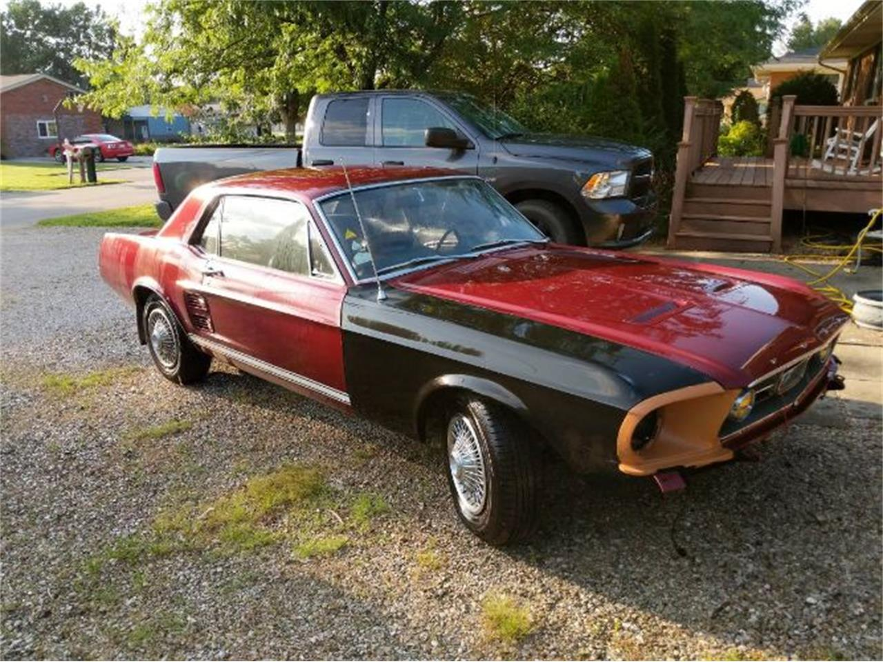 1967 Ford Mustang (CC-1267203) for sale in Cadillac, Michigan