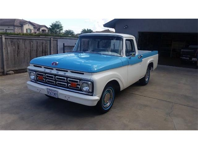 1963 Ford F100 (CC-1267215) for sale in Cadillac, Michigan