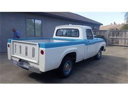 1963 Ford F100 (CC-1267215) for sale in Cadillac, Michigan