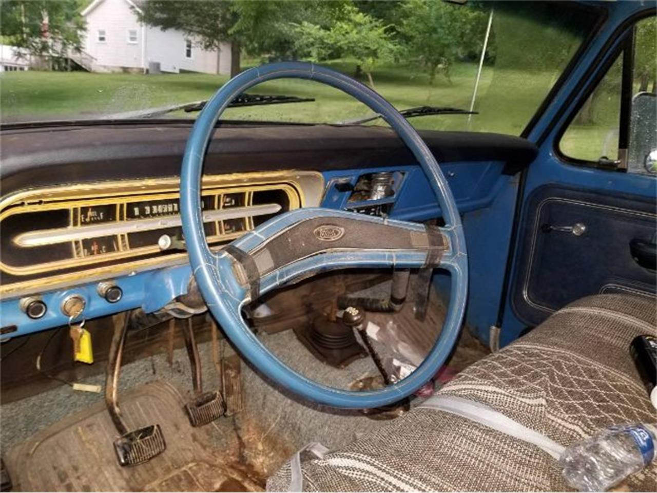 1972 Ford F100 (CC-1267219) for sale in Cadillac, Michigan