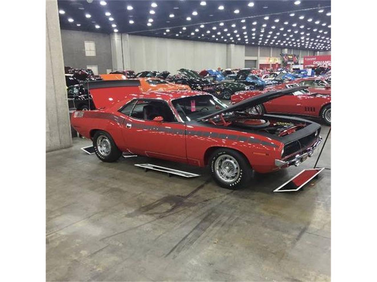 1970 Plymouth Barracuda (CC-1267220) for sale in Cadillac, Michigan