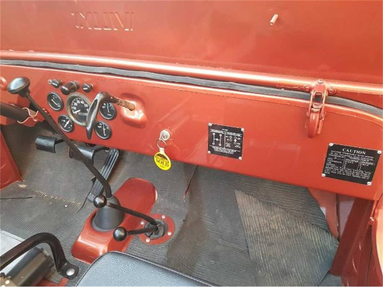 1948 Willys Jeep (CC-1267222) for sale in Cadillac, Michigan