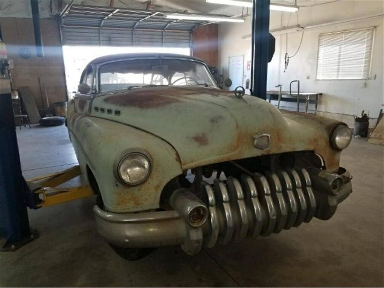 1950 Buick Roadmaster (CC-1267227) for sale in Cadillac, Michigan