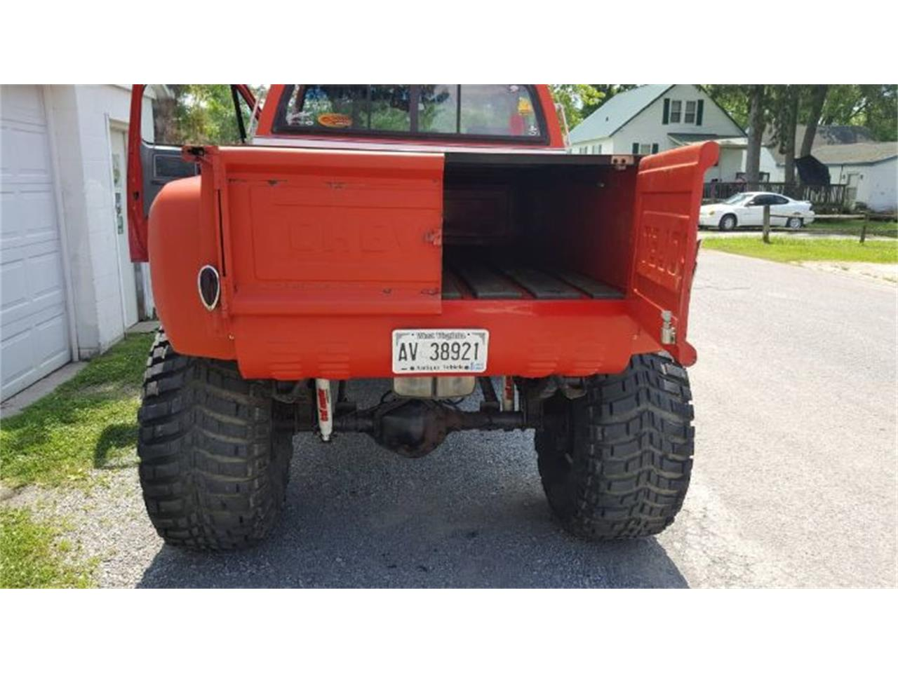 1978 GMC Pickup (CC-1267241) for sale in Cadillac, Michigan
