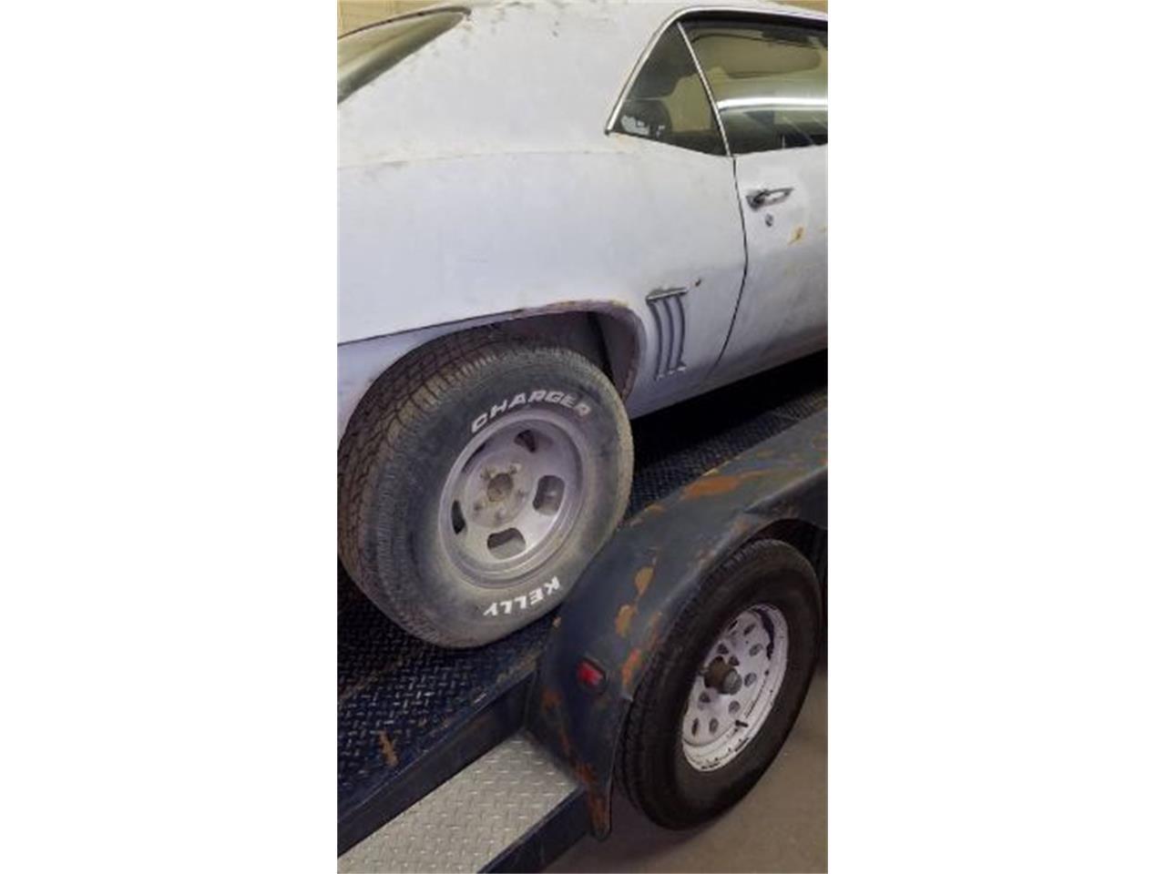 1969 Chevrolet Camaro (CC-1267248) for sale in Cadillac, Michigan