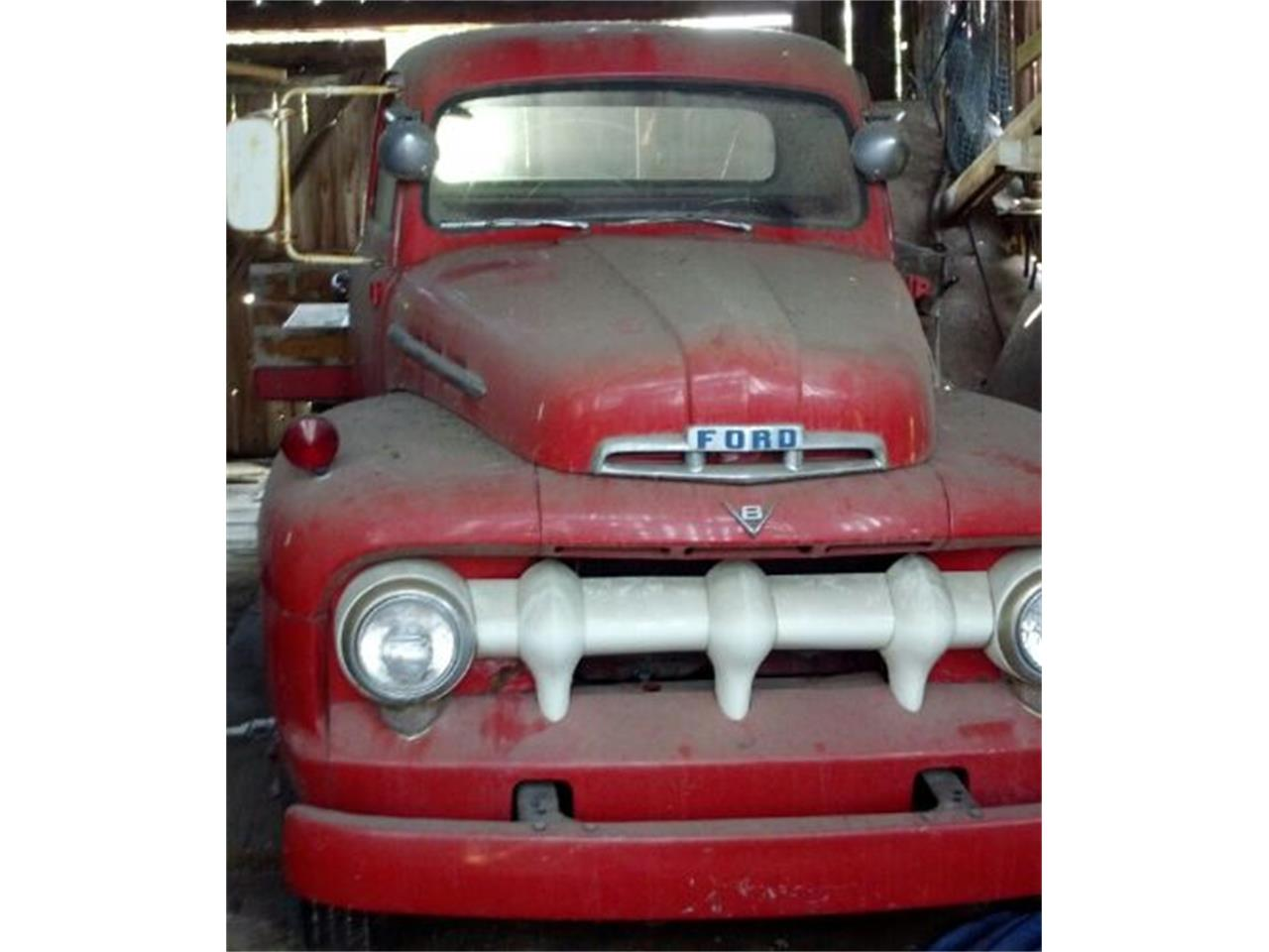 1951 Ford F6 (CC-1260727) for sale in Cadillac, Michigan