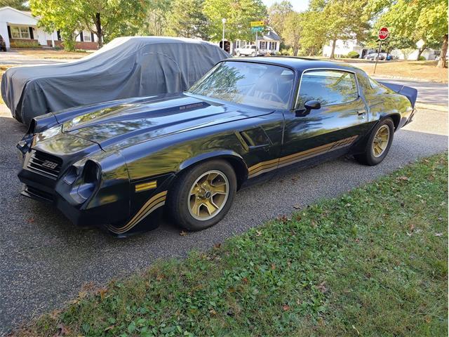 1980 Chevrolet Camaro Z28 (CC-1267297) for sale in Flemington, New Jersey