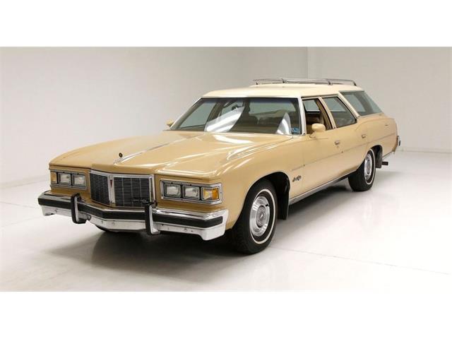 1976 Pontiac Safari (CC-1267299) for sale in Morgantown, Pennsylvania