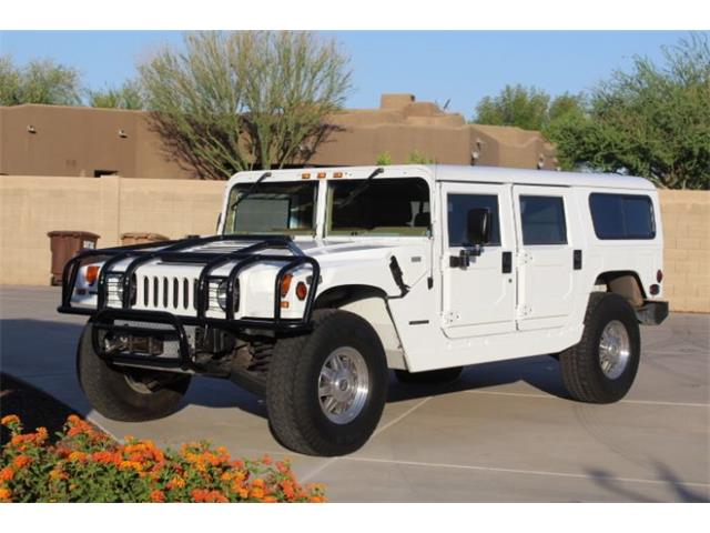 1996 Hummer H1 (CC-1260730) for sale in Cadillac, Michigan