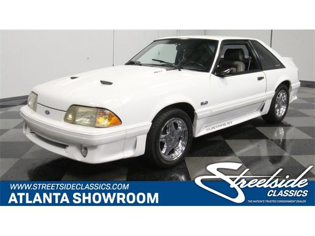 1989 Ford Mustang (CC-1267301) for sale in Lithia Springs, Georgia