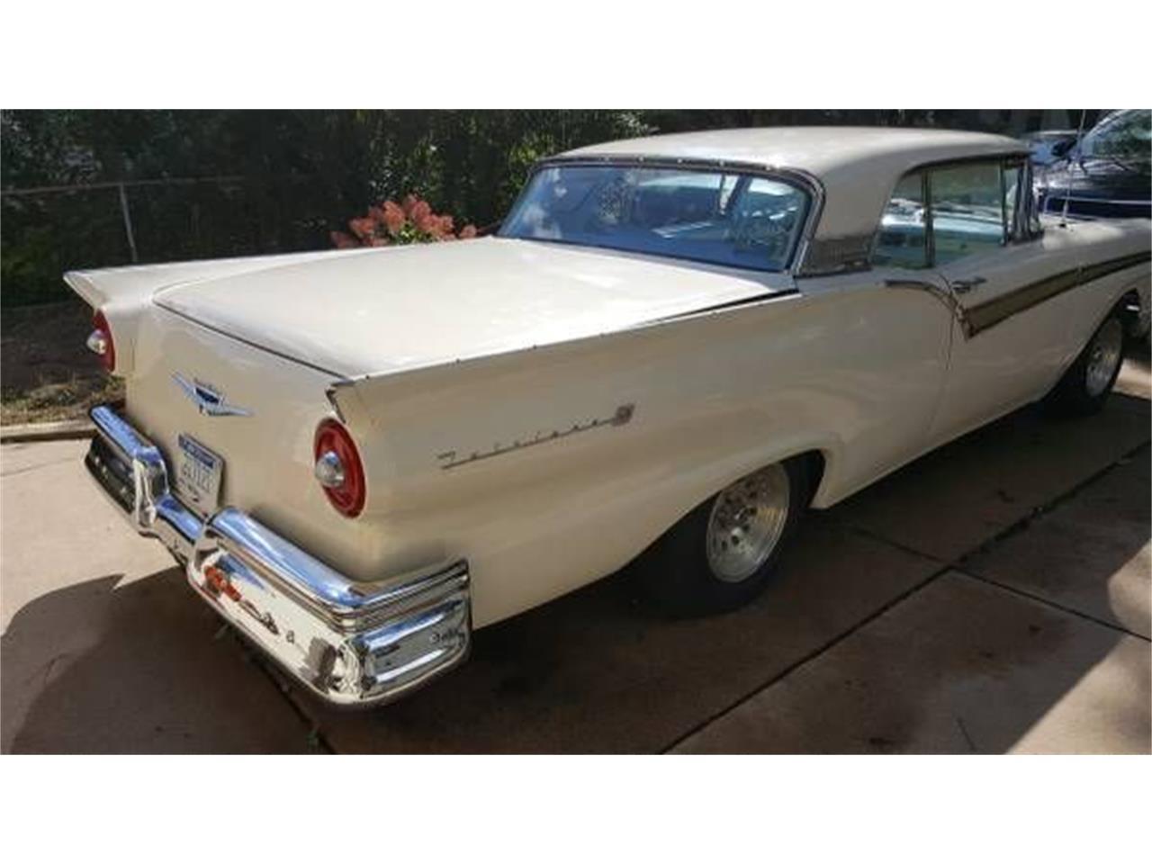 1957 Ford Fairlane (CC-1260731) for sale in Cadillac, Michigan